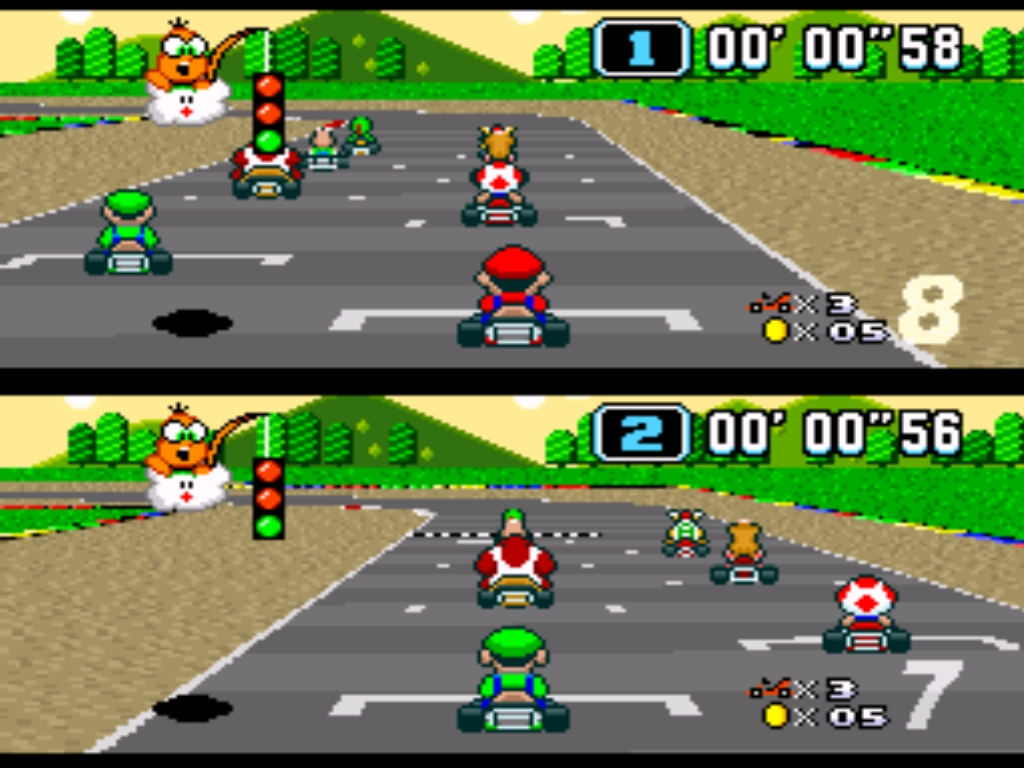 Short Circuit Game Mario Kart Super Sourcererz In Notes Mariokart